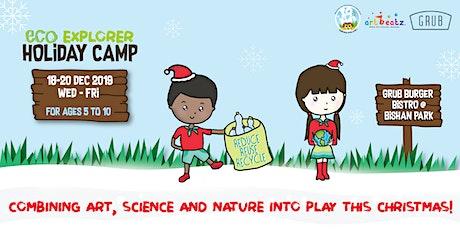 Eco-Explorer Christmas Holiday Camp tickets
