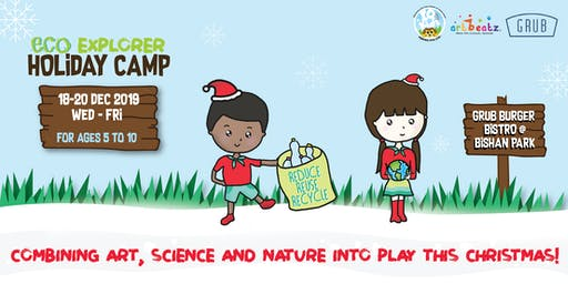 Eco-Explorer Christmas Holiday Camp