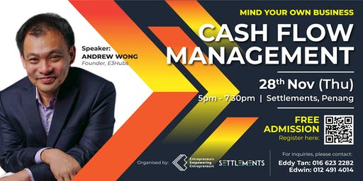 Mind Your Own Business: Cash Flow Management (Nov PG)