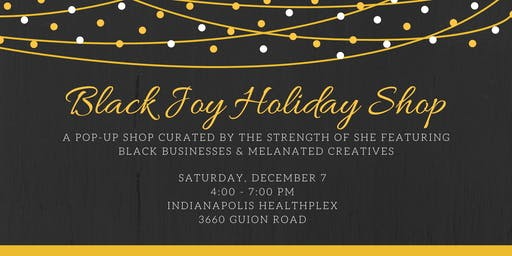 Black Joy Holiday Shop