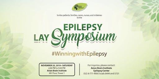 Epilepsy Lay Symposium: Winning With Epilepsy