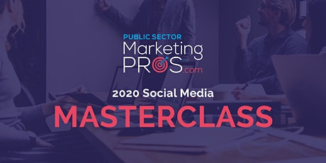 2020 Social Media Masterclass tickets