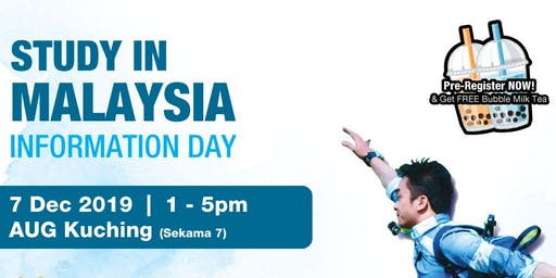Study in Malaysia Info Day 2019