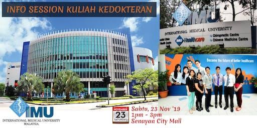 Information Session Kuliah Kedokteran Terbaik di Malaysia