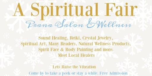A Spiritual Fair at Prana