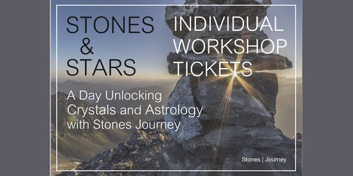Stones and Stars - Beginners Astrology and Crystal Event