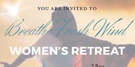 Breathe Women's Retreat 2020 tickets