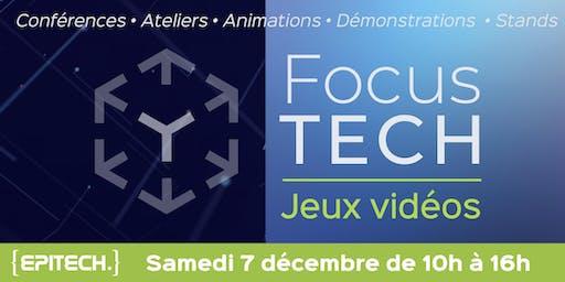 FocusTECH -Jeux vidéos