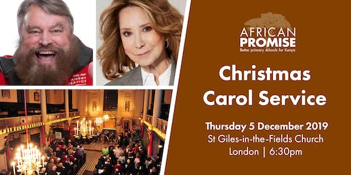 African Promise Christmas Carol Service 2019