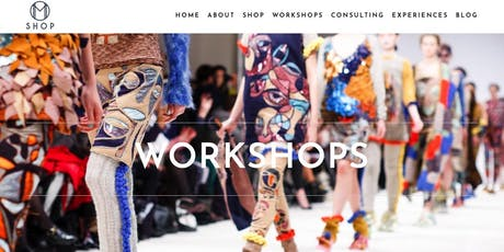 Fashion Start up Workshops tickets