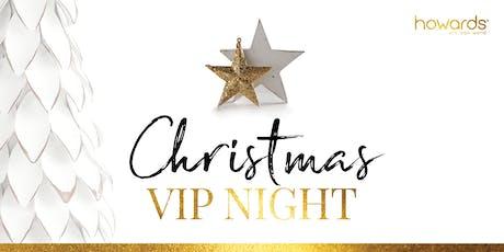 Howards Aspley Christmas 2019 VIP Night tickets