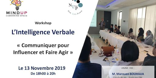 Atelier : Intelligence Verbale et Communication