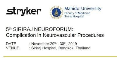 Neuroforum 2019 - Faculty & pre-congress dinner