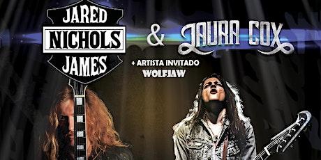 JARED JAMES  NICHOLS & LAURA COX + Wolfjaw