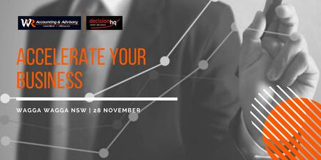 Accelerate Your Business tickets