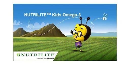 Nutrilite Omega 3 pentru copii