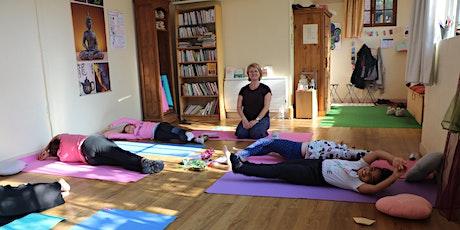 yoga en duo parent enfant  billets