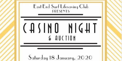 East End SLSC - Casino Night - Fundraiser
