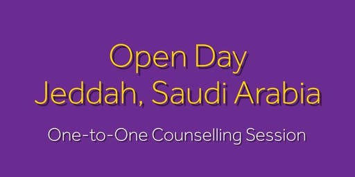 The Manchester Global Part-time MBA One-to-One Counselling in Jeddah