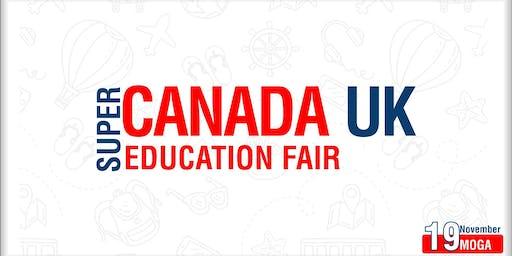 Super Canada UK Education Fair 2019 - Moga