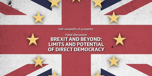 Panel discussion: Brexit and beyond: limits + potential of direct democracy
