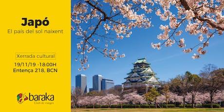 Japó, el país del sol naixent entradas