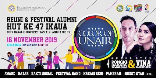 REUNI DAN FESTIVAL ALUMNI UNIVERSITAS AIRLANGGA 2019