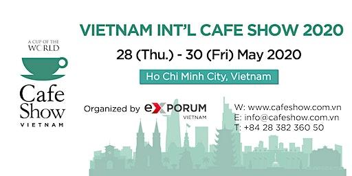 Vietnam Int'l Cafe Show 2020