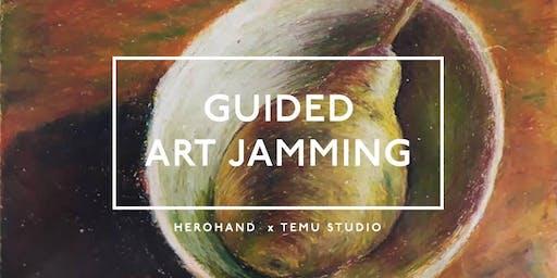 Guided Art Jam