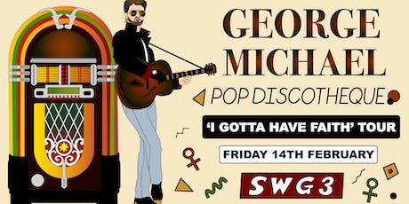 "George Michael Discotheque - ""I Gotta Have Faith"" Tour tickets"