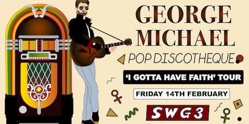 "George Michael Discotheque - ""I Gotta Have Faith"" Tour"