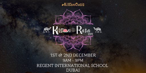 Kirtan Rasa Festival 2019