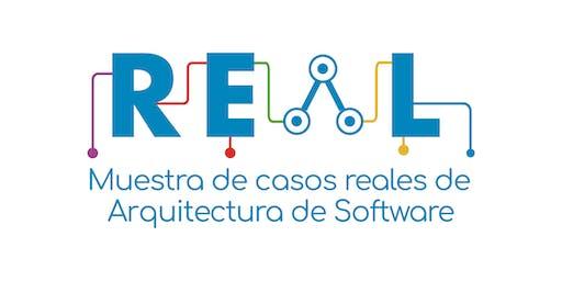 Real: Muestra de casos reales de arquitectura de software