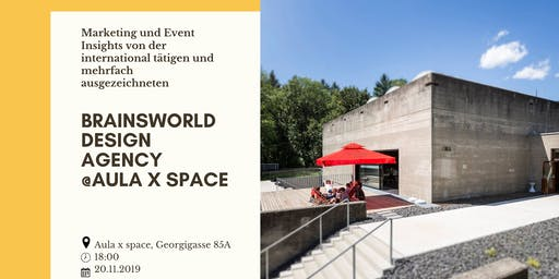 Marketing und Event Insights: Brainsworld Design Agency