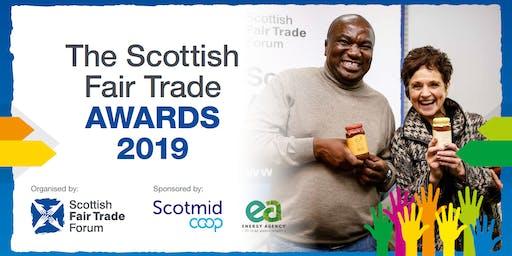 Scottish Fair Trade Awards Reception 2019