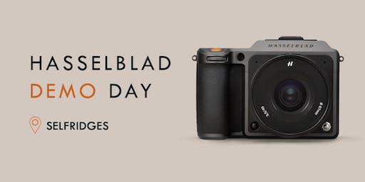 Selfridges X1D II Open Day