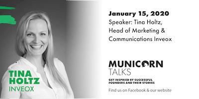 Municorn Talks January 15, 2020