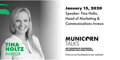 Municorn Talks January 15, 2020 Tickets