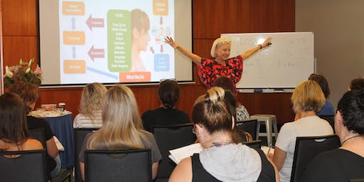 Activate, Reshape and Transform! Information session with Catie Kirke