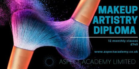 Diploma in Professional Makeup Artistry (Evening Classes) tickets