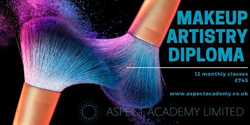 Diploma in Professional Makeup Artistry (Evening Classes)