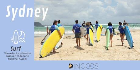 Dingoos Surf - Sydney  tickets