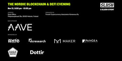 The Nordic Blockchain & DeFi Evening