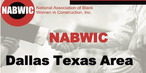 NABWIC Dallas Texas Area Quarterly Event