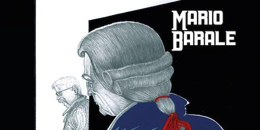 Incontro Rue Morgue: Barale spiega come si scrive un thriller