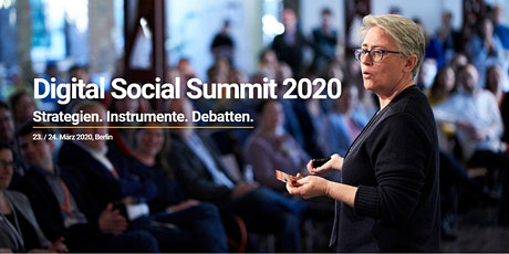 DIGITAL SOCIAL SUMMIT Tickets