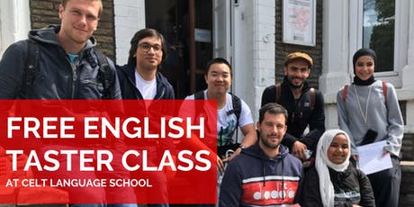 Free English Taster Class  tickets