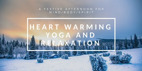 Heart-warming Yoga and Relaxation tickets