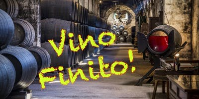 "Bristol Whisky: ""Vino Finito!"""