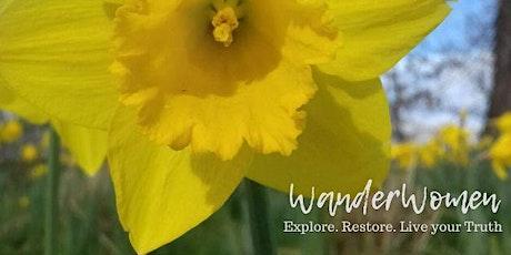 WanderWomen: Spring Equinox Celebration tickets